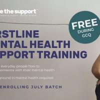 FirstLine Mental Health Support Training