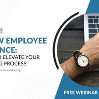 Free Webinar: The New Employee Experience