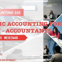 Accounting for non-Accountants LIVE Zoom Webinar