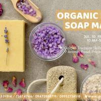 Organic Herbal Soap Making Seminar (Bar Soap)