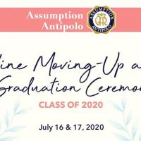 Online Moving-Up and Graduation Ceremony