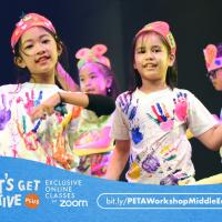 PETA Launches Its First International Online Workshop For Kids