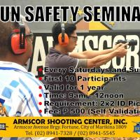Gun Safety Seminar