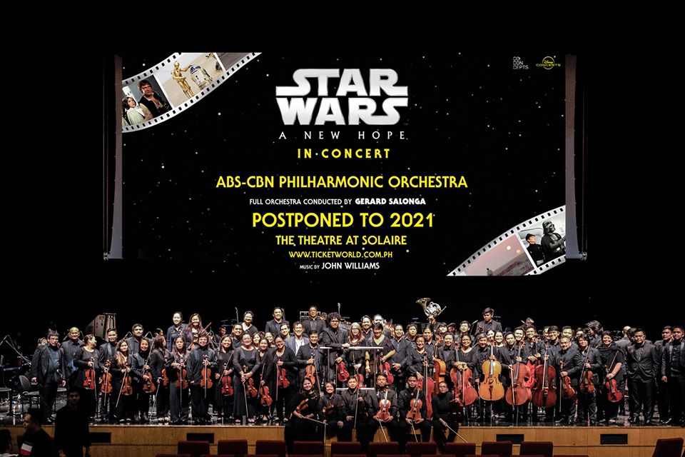 Star Wars: A New Hope in Concert