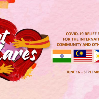 International Artists Unite For Covid-19 Relief Drive