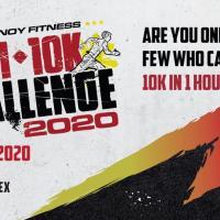 Garmin + Pinoy Fitness SUB1 10K Challenge 2020