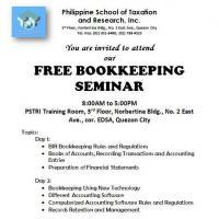 2-Day Free Bookkeeping Seminar
