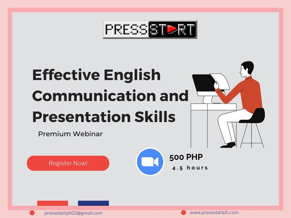 Effective English Communication and Presentation Skills