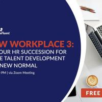 Free Webinar: The New Workplace 3: Leverage Your HR Succession