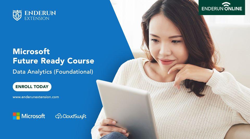 Microsoft Future Ready Course: Data Analytics