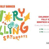 Storytelling Saturdays