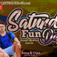 Saturday Fun Day with Ogie and Anna
