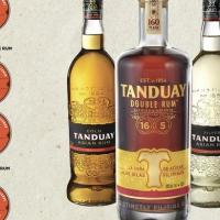 Tanduay Rums Bag Ultimate Spirits Challenge Award in US