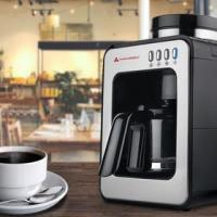 Hanabishi's 2-in-1 Grinder and Coffeemaker Is a Product Worth Investing In