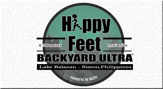 Happy Feet Backyard ULTRA