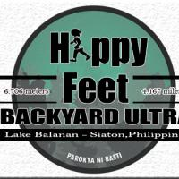 Happy Feet Backyard ULTRA