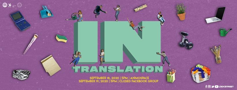 LSDC-Street: In Translation