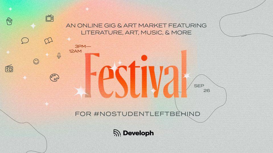 Festival: Online Gig + Art Market