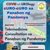 Covid at Urology (cUro-cUro)sa panahon ng pandemya