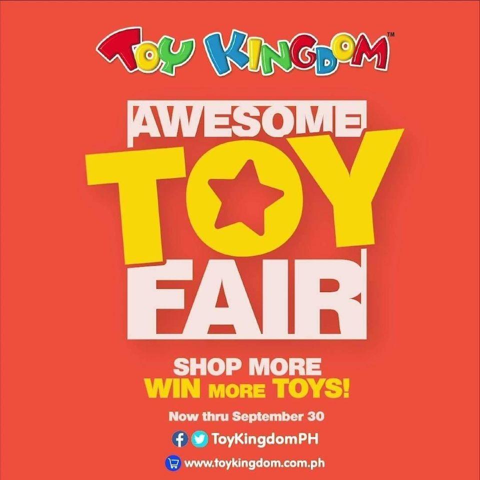 Toy Kingdom Awesome Toy Fair