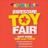 Toy Kingdom Awesome Toy Fair