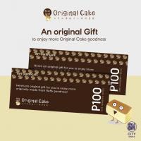 Original Cake an original gift