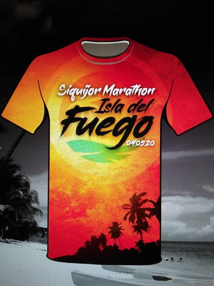 ISLA DEL FUEGO (Siquijor) MARATHON 2020