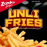 Zark's Burgers UNLI-FRIES