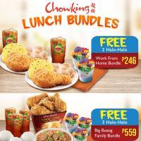 Chowking Lunch Bundle