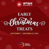 Macao Imperial Tea Early Christmas Treats