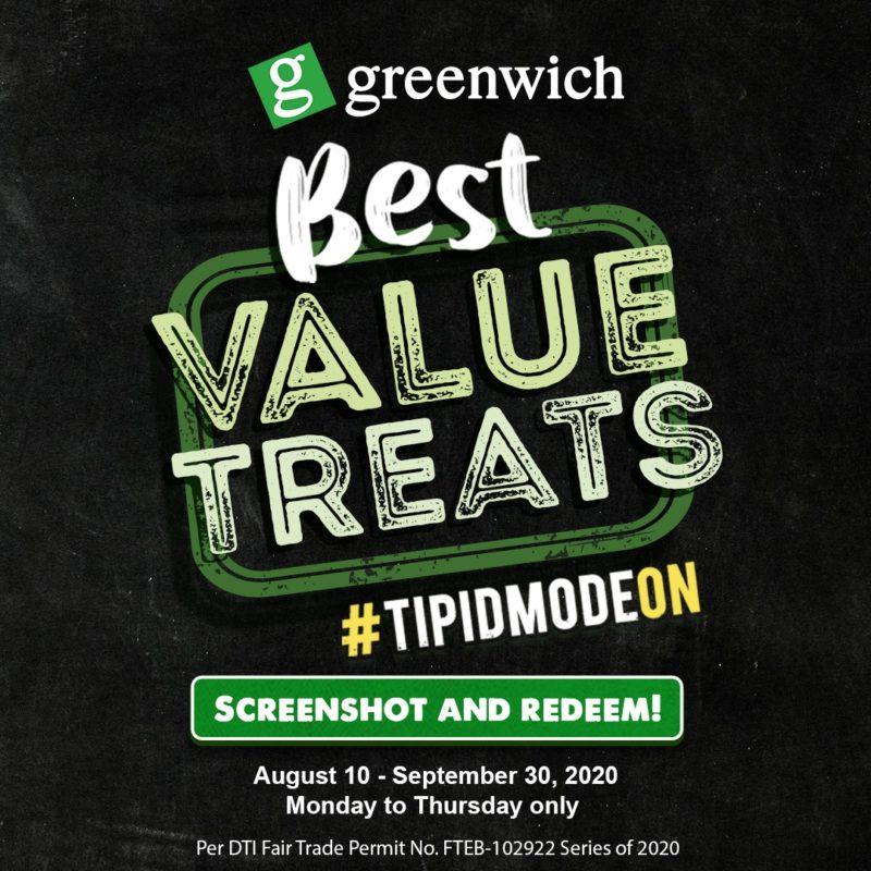 Greenwich Best Value Treats