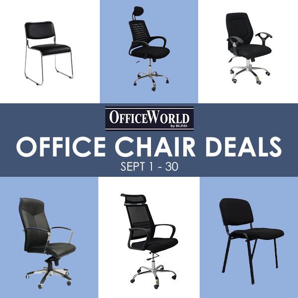 OfficeWorld Office Chair Deals