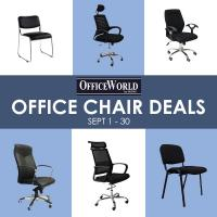 OfficeWorld Office Chair Deals