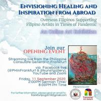Envisioning Healing and Inspiration from abroad