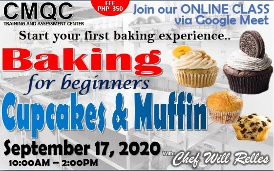 Baking for Beginners (Cupcakes and Muffins)