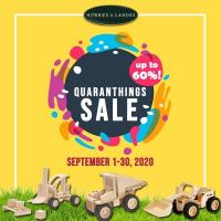 Hobbes and Landes Quaran-Things SALE