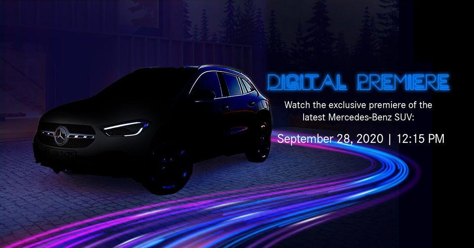 Philippine Digital Premiere: The Latest Mercedes-Benz SUV
