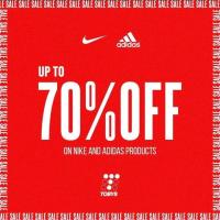 Toby's Sports Nike and Adidas Payday Sale