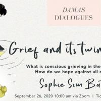 Webinar: Grief and its twin, Hope