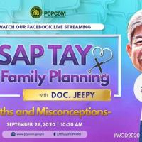 Usap Tayo sa Family Planning with Doc Jeepy - Episode 2
