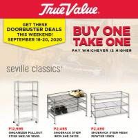 True Value Doorbuster Deals