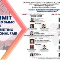 Risk Summit: PICPA MMR and SMMC Joint Membership Meeting and Professional Fair