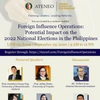 Foreign Influence Operations: Potential Impact on 2022 Elections