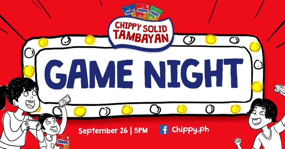 Chippy Solid Game Night