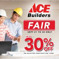 Ace Hardware Ace Builders Fair