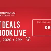 Hot Deals: FB Live! feat. KEDS