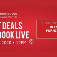 Hot Deals: FB Live feat. Blim's