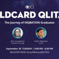 Wildcard QLITAN: The Journey of INQBATION Graduates