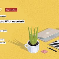 Beyond The Workspace: Moving Forward With Acceler8