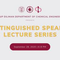DChE Distinguished Speaker Lecture Series